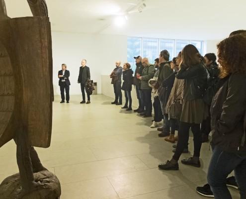 """No  CIAJG – Centro Internacional de Arte """"José de Guimarães"""""""
