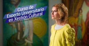 Curso de Experto Universitario en Xestión Cultural na Universidade de Santiago de Compostela