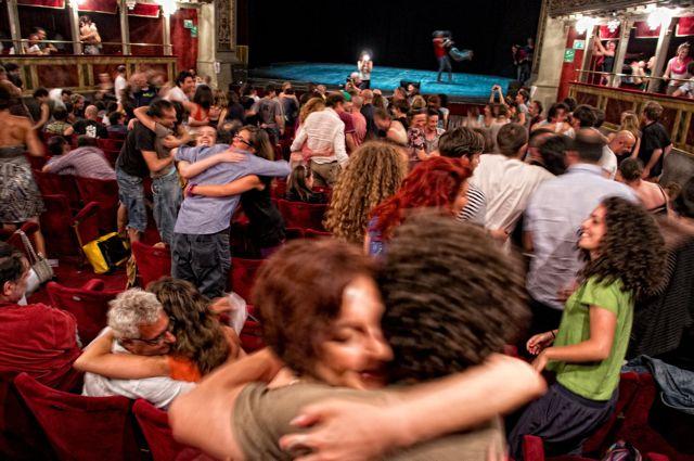 Teatro Valle Occupato | Foto: Claudio Marrucci